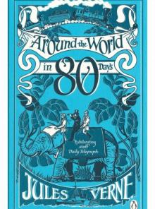 Around the World in Eighty Days. Junior Deluxe Edition