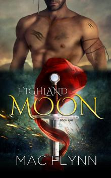 Highland Moon #1 (Scottish Werewolf Shifter Romance)
