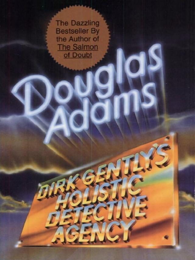 Read Dirk Gently S Holistic Detective Agency Online Read Free Novel Read Light Novel Onlinereadfreenovel Com