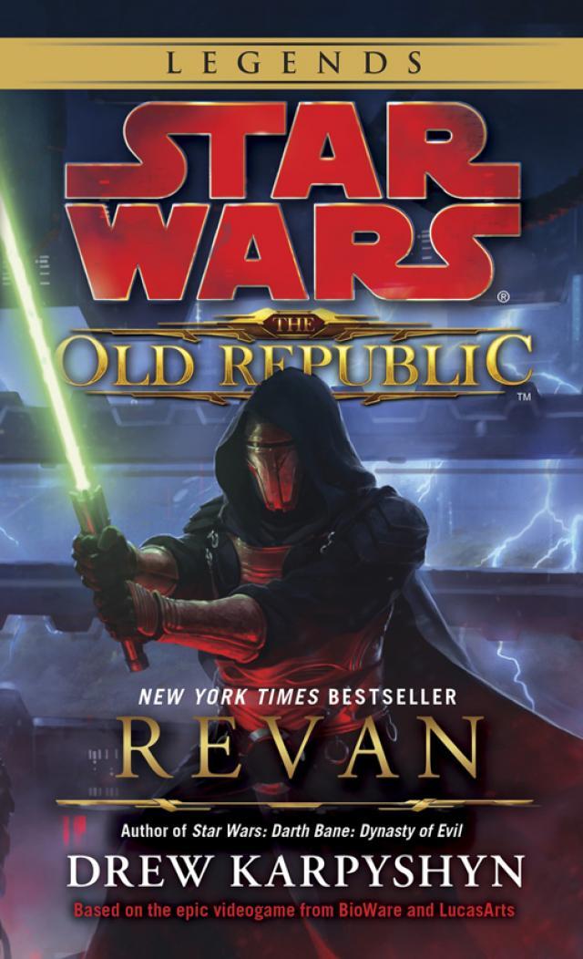 Read Revan Star Wars The Old Republic 1 By Drew Karpyshyn