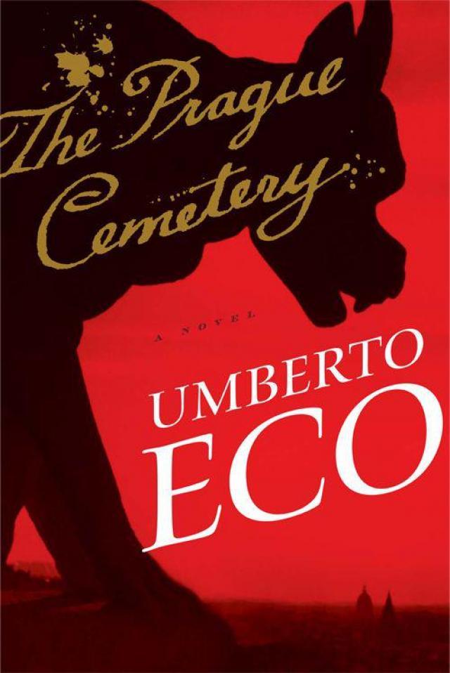 Read Umberto Eco The Prague Cemetery Online Read Free Novel Read Light Novel Onlinereadfreenovel Com