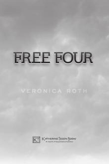 Free Four: Tobias Tells the Divergent Knife-Throwing Scene