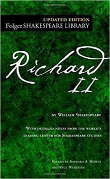 Richard II (Folger Shakespeare Library)